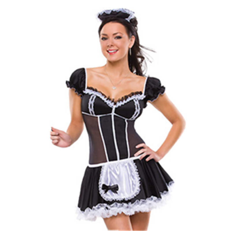 Get Quotations · Halloween costume black princess european and american beer maid cosplay maid outfit uniform temptation ds costumes  sc 1 st  Shopping Guide - Alibaba : black princess costume  - Germanpascual.Com