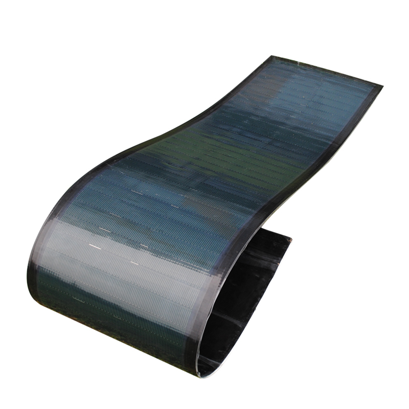 Han hanergy can thin flexible amorphous silicon solar modules solar power smart home hot plate