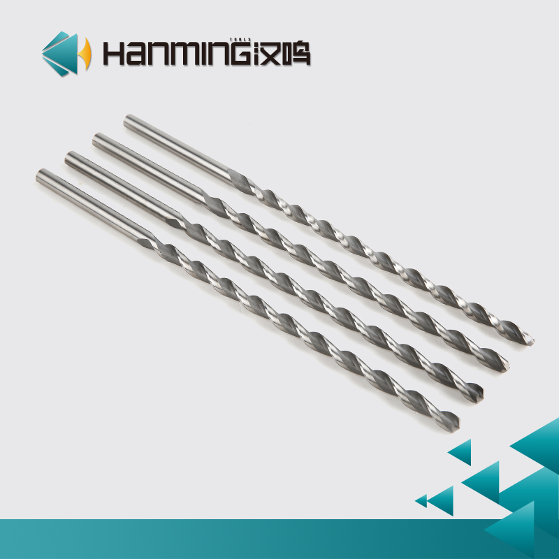 Han ming 9.6-10*200*250*300*350*400*450*500 straight shank Drill hole extended parabolic