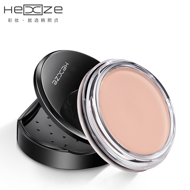 Han xizhen foundation cream concealer genuine moisturizing liquid foundation foundation cream foundation cream acne freckles waterproof makeup