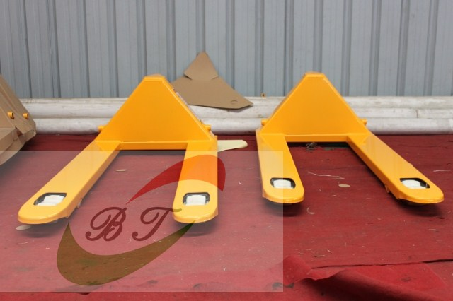 Hand pallet truck 2.5t3t whole cylinder/trucks/ground beef/truck containing votes
