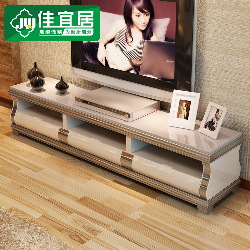 Get Quotations Hardware Marble Tv Cabinet Paint Modern Minimalist Small Apartment Living Room Coffee Table Storage