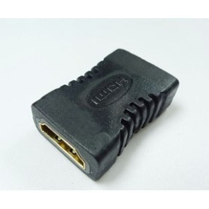 Hdmi female to hdmi female adapter hdmi hdmi hdmi extender head straight head adapter hdmi adapter connector
