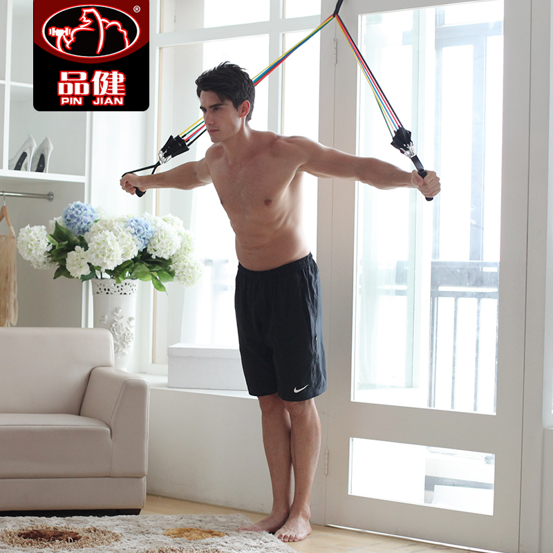 Health products 8 words rally rally fitness elastic rope pull rope kit with trx trx training with resistance arm