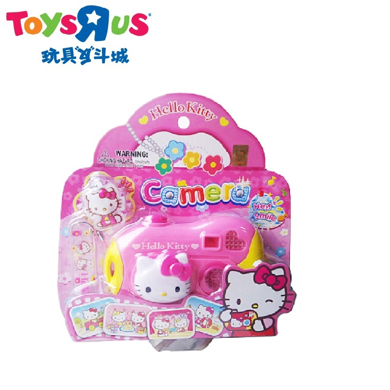 Hello kitty hello kitty toys r us camera/princess crosier/bubble gun toys for girls