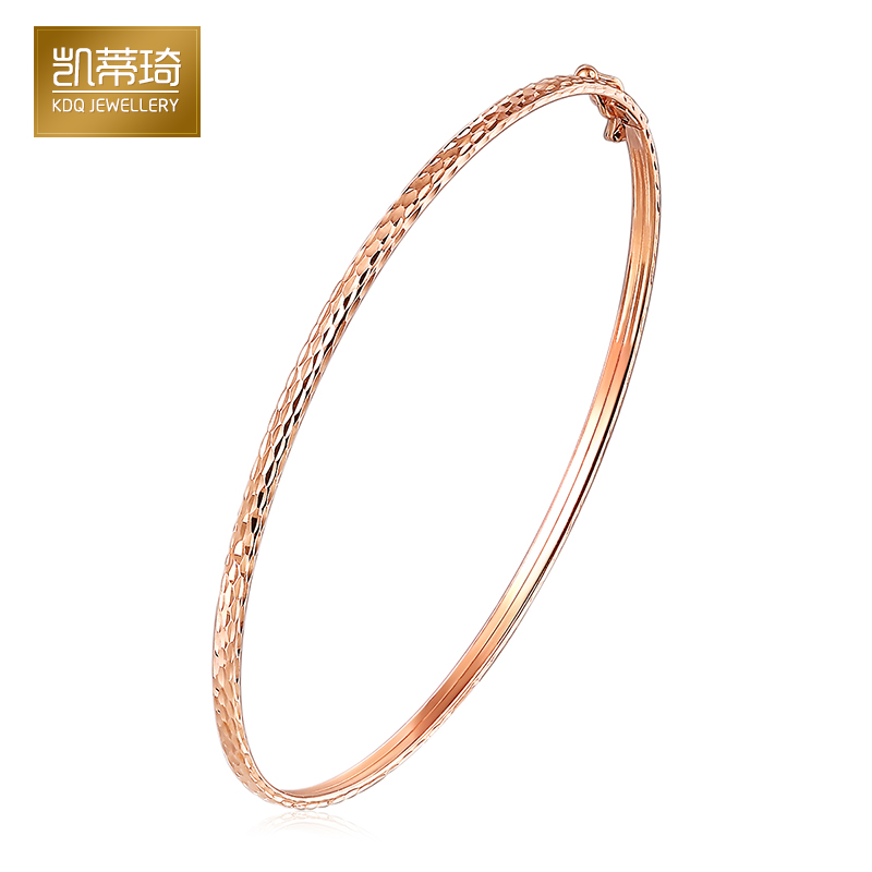 Hello kitty kay jewelry k gold platinum rose gold bracelet gold bracelet bracelet royal italian female models