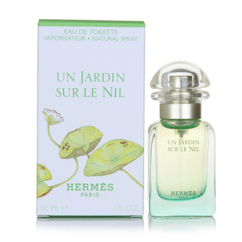 Hermes/hermes nile garden neutral perfume eau 30/50/100 ml