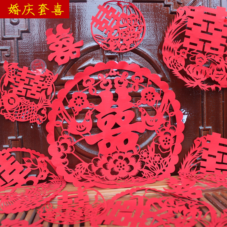 China Marriage Decoration Sets China Marriage Decoration Sets