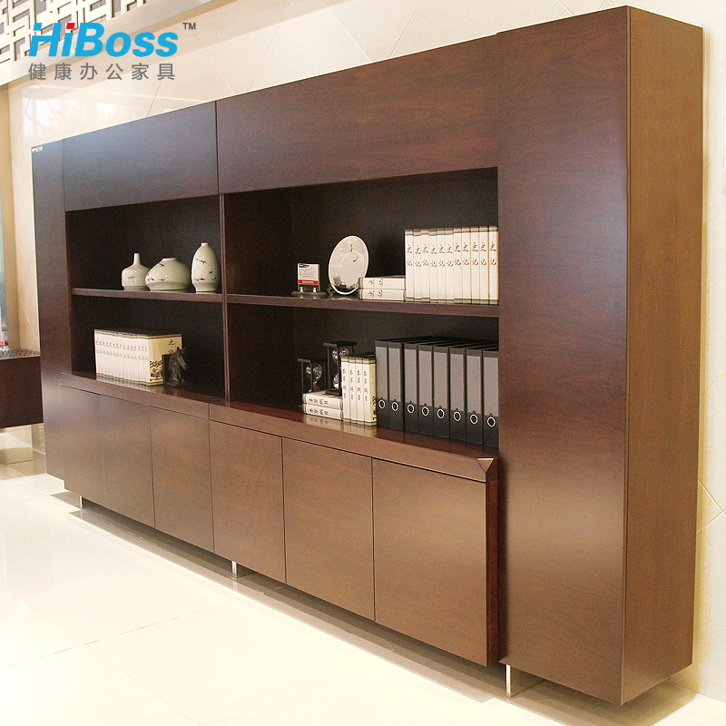 [Hiboss] paint wooden file cabinet cabinet file cabinet file cabinet bookcase