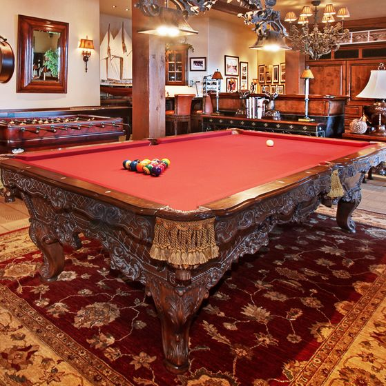 China Fancy Pool Table China Fancy Pool Table Shopping Guide At - Handmade pool table