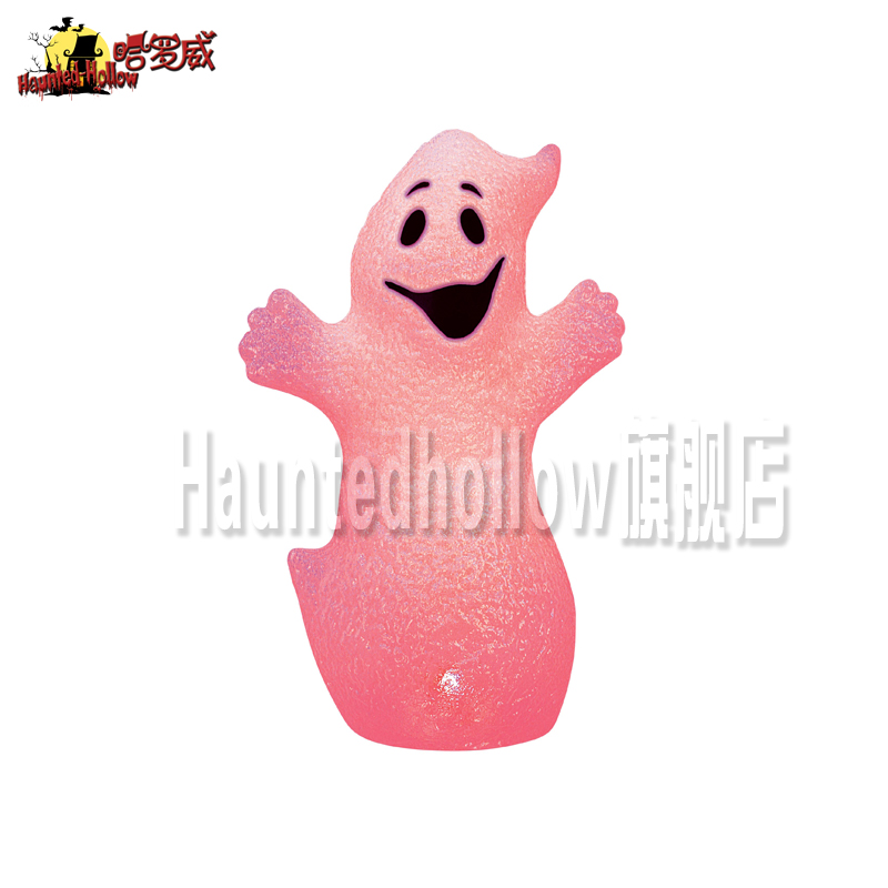 Holloway halloween decoration halloween decoration props ktv bar supplies becomes colorful color lights ghost 19816