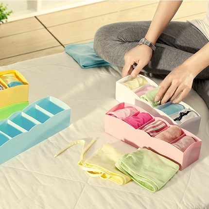 Honey honey flower creative underwear storage box underwear box underwear socks drawer storage box storage box of sugar fruit color box