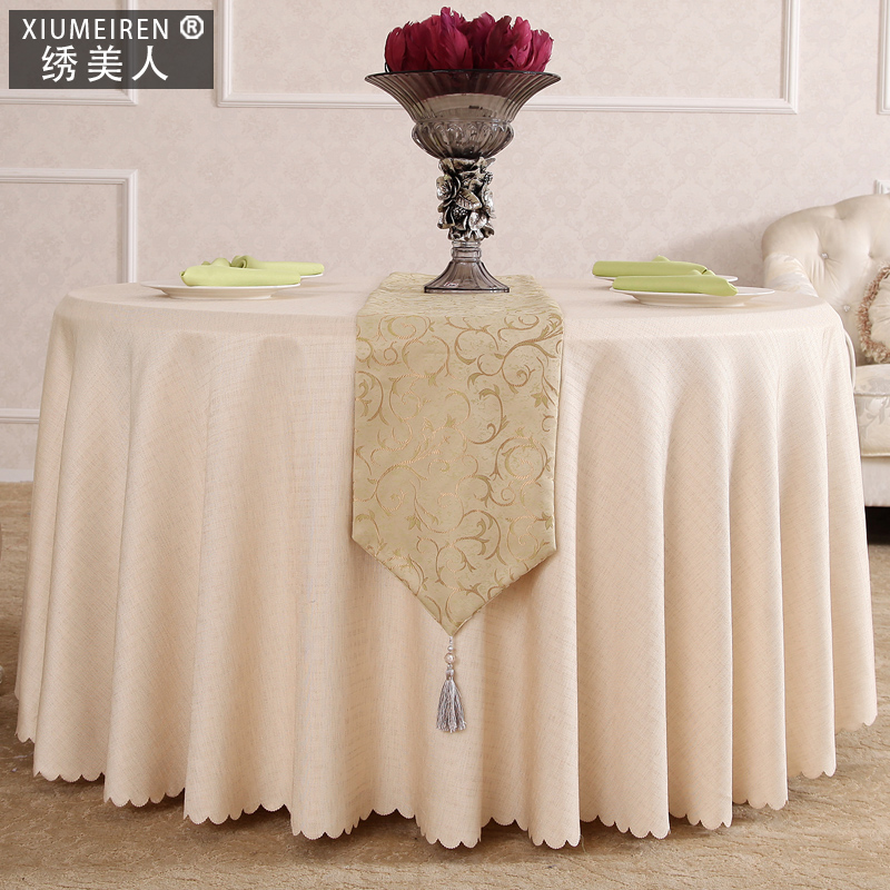 Hotel hotel restaurant tablecloth custom coffee table cloth tablecloths tablecloth round table of european roundtable square table tablecloth made
