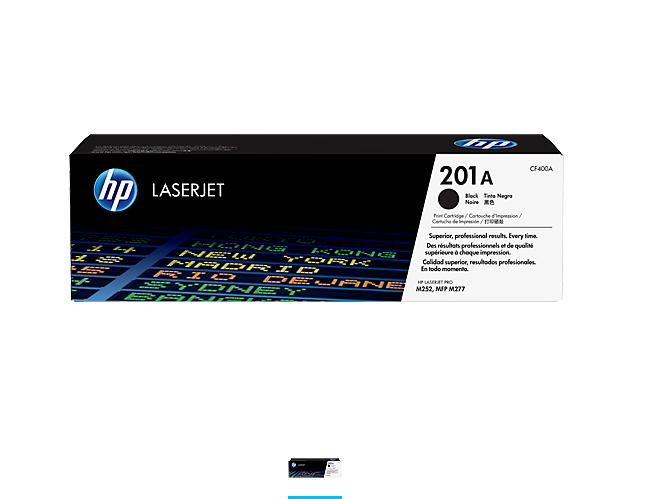 Hp/hp laserjet 201a m277 original black toner cartridge color laser toner cartridges m252