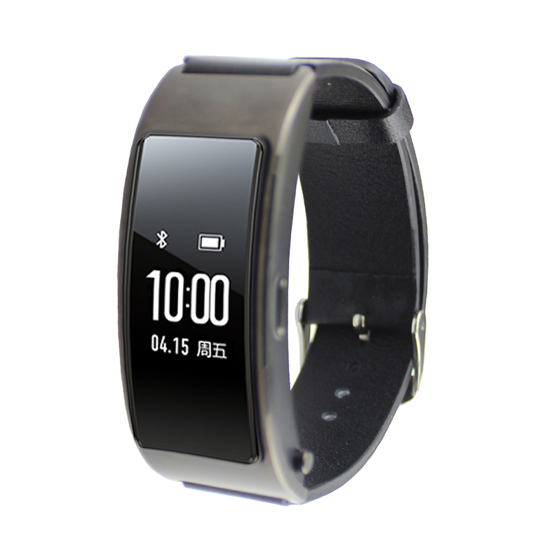 Huawei huawei smart wristband bracelet strap b3 b3 replacement leather strap stainless steel metal strip accessories