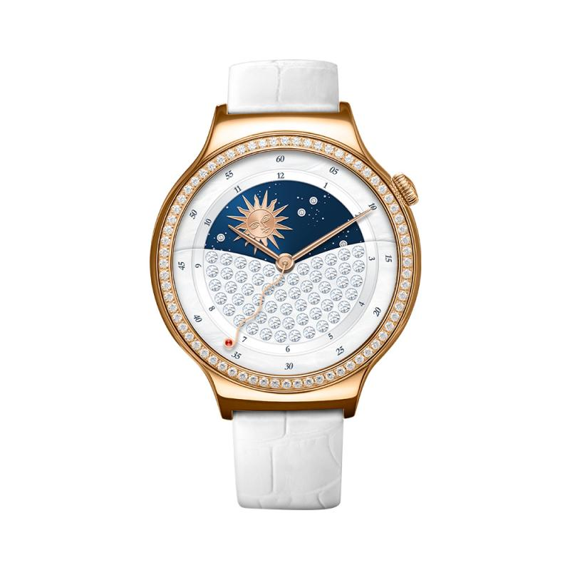 Huawei smart watch bluetooth phone watch sports watch sports waterproof wearable watch the moon and stars female models