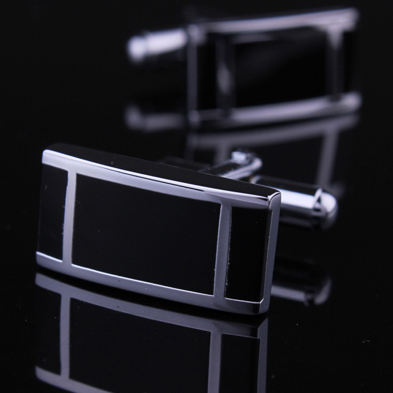 Hunting is still french cufflinks cufflinks cufflinks men's cufflinks ms. black rectangle cufflinks black cufflinks cufflinks cufflinks