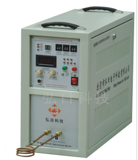 HX-GP25 type turning welding machine, high frequency induction heating equipment, high frequency welding machine, high frequency quenching machine