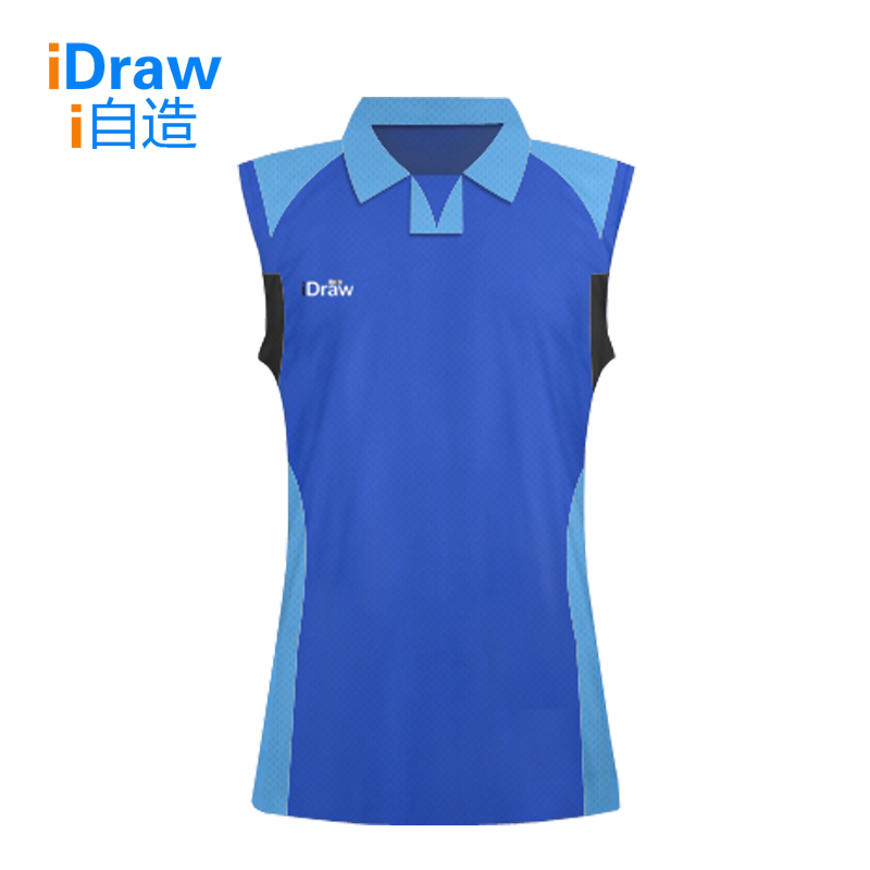 I self made/idraw personalized custom template VF03 userid jersey volleyball clothes volleyball game service uniforms