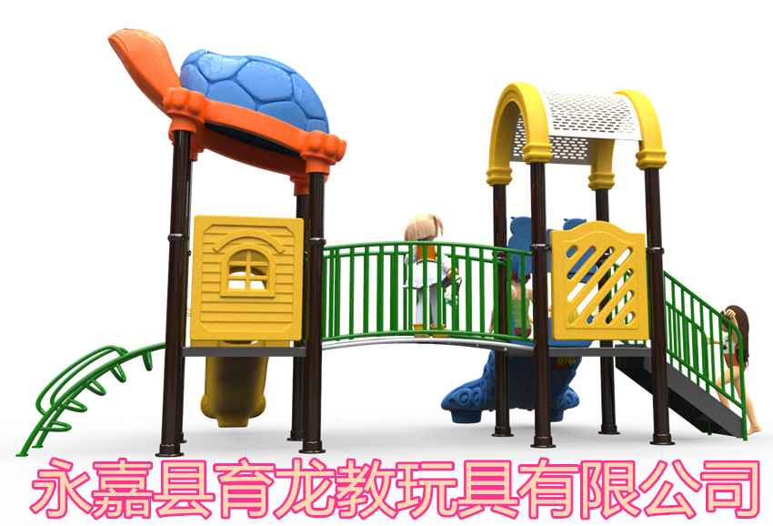 Imported plastic doctor rides kindergarten large outdoor children's outdoor playground toys