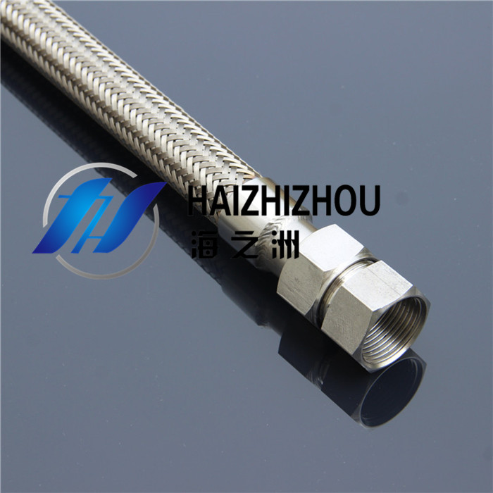 [Industry] haizhou pipe 304 stainless steel hose proof stainless steel explosion proof flexible tube wear Line pipe 4 points *