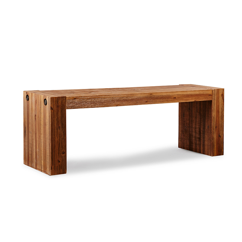 Ink + ivy furniture american imports of all solid wood dining table bench bench stool monterey