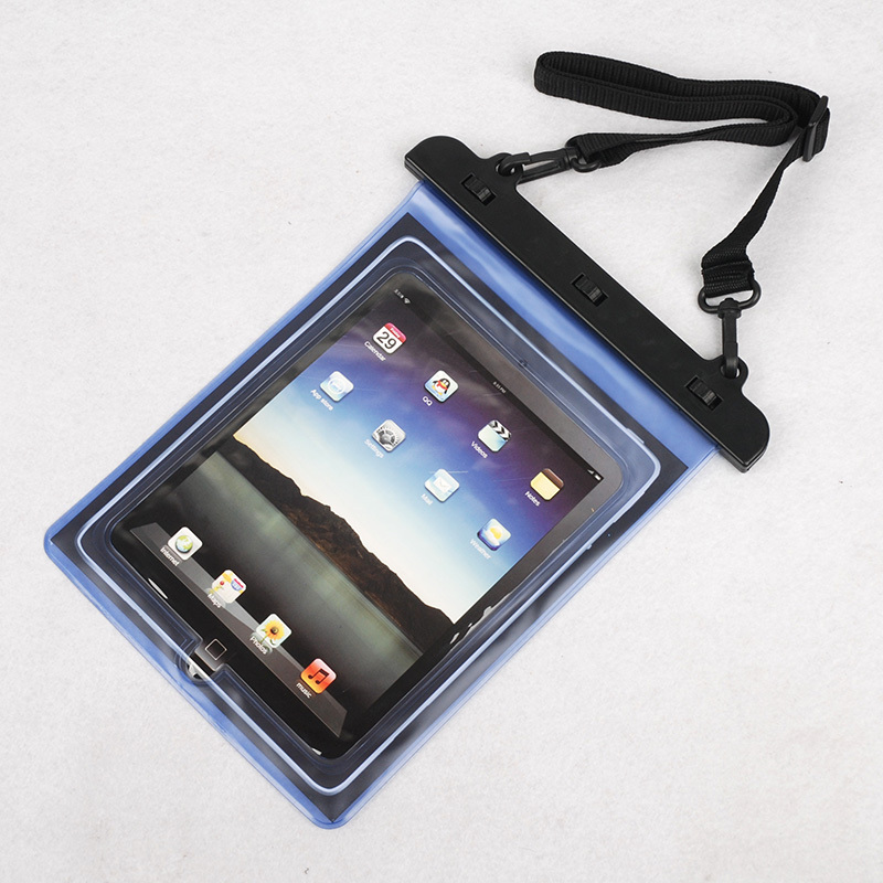 Ipad tablet dive waterproof bag waterproof bag swimming supplies storage bag swim bag drifting waterproof bag waterproof pouch