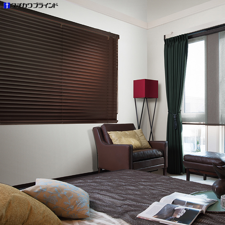 Japan imported tachikawa tachikawa custom elegant wood blinds aluminum blinds 50mm wide piece