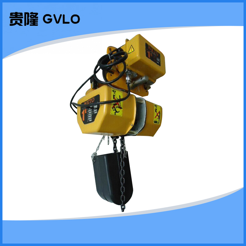 Japanese electric chain hoist | chain | chain | run electric hoist hoist with between one and five tons