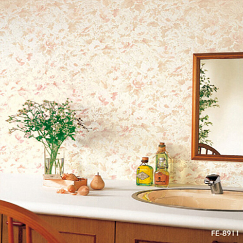 Japan's imports of pastoral floral wallpaper fullhouse bedroom dining FE-8911 antibacterial deodorizing