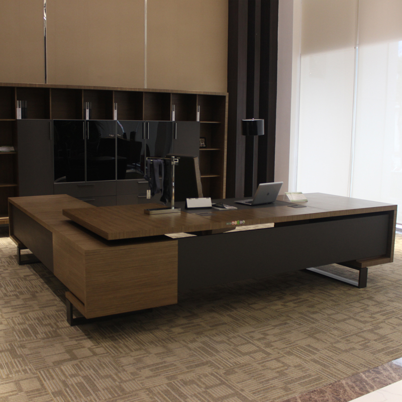 Get Ations Ji Tong Deposit The Ishmaelite Wood Leather Office Furniture Plate Um And Small Desk
