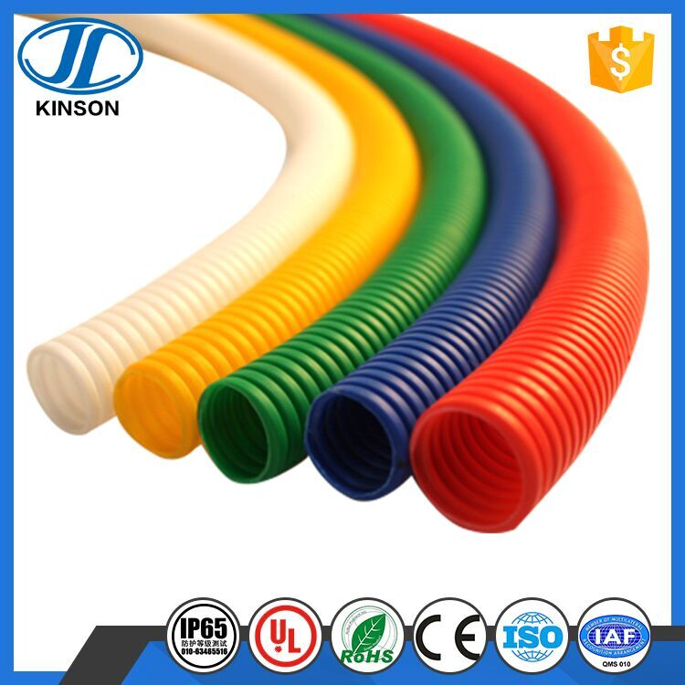Jiang su jingsheng] [plastic bellows bellows bellows pe polyethylene plastic wire protection tube