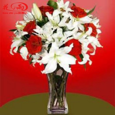 Jilin songyuan ã flower delivery] songyuan songyuan songyuan city florist flower shop florist flowers flower vase