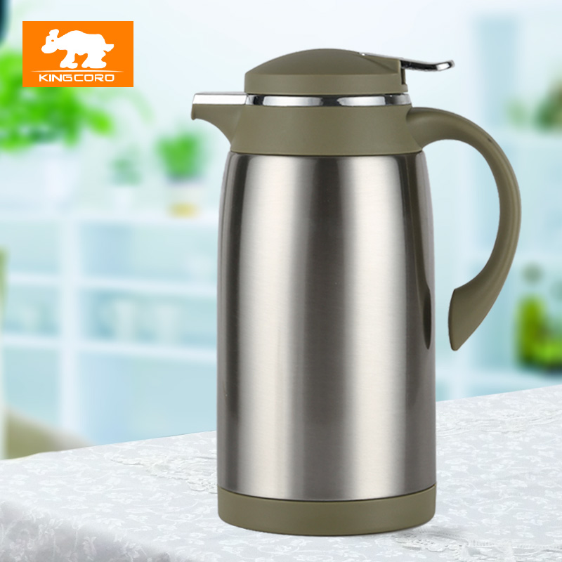 Jinka luo household stainless steel vacuum glass liner insulation pot kettle large capacity thermos thermos
