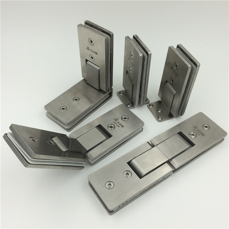 Jls stainless steel frameless glass shower hinge glass door hinge glass door hinge hinge bathroom