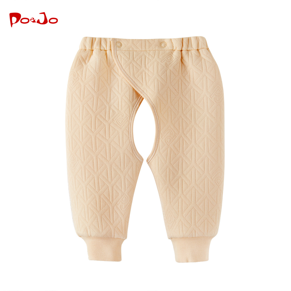 Joe ruo leather 2016 fall and winter clothes new 0 baby clothes 3 newborn baby crotch pants to keep warm in winter 6 Months