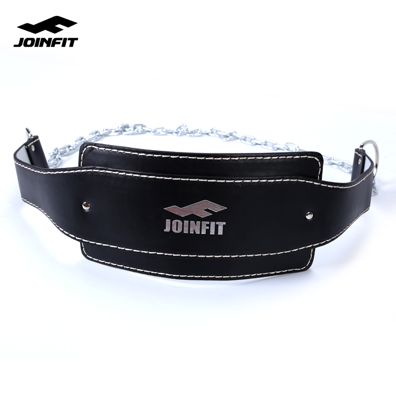 Joinfit weight fitness chinning indoor single parallel bars barbell weight belt chain
