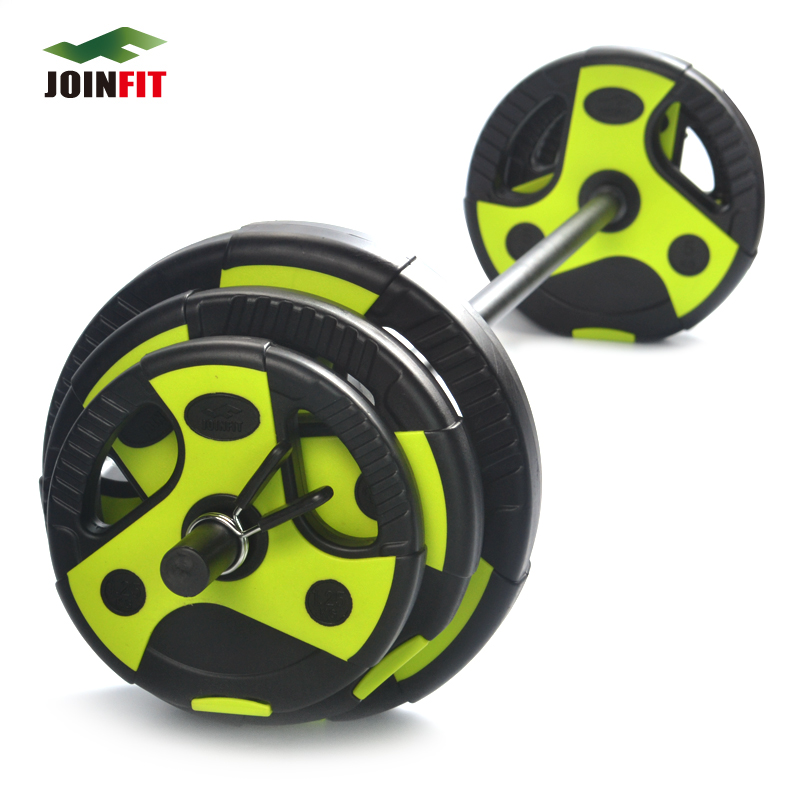 Joinfit weightlifting barbell aerobics barbell barbell barbell 20 kg home kit