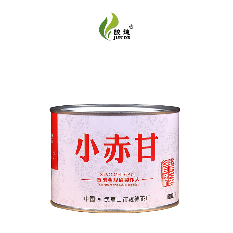 Jointek tea black tea wuyishan paulownia off lapsang souchong tea sweet little red 50g canned