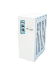JSW-10KVA three-phase three-phase precision purifying ac power supply ac voltage regulator 380 v