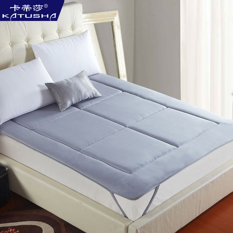 Kadi sha textile tatami mattress single or double thick bamboo charcoal soft mattress pad is 1.2 1.5 1.8 m