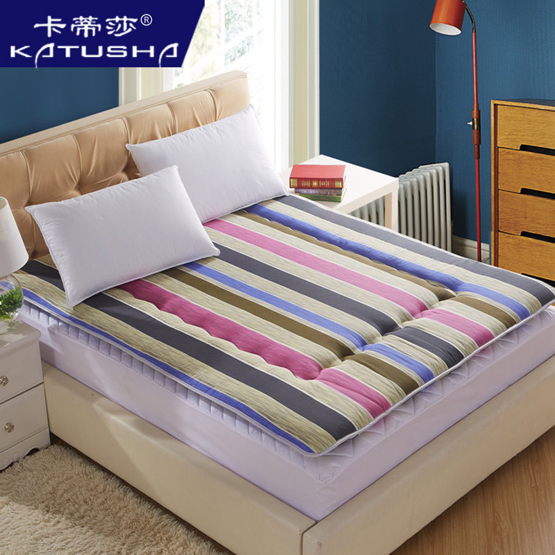 Kadi sha textile tatami mattress single or double thick mattress pad is foldable mats warm