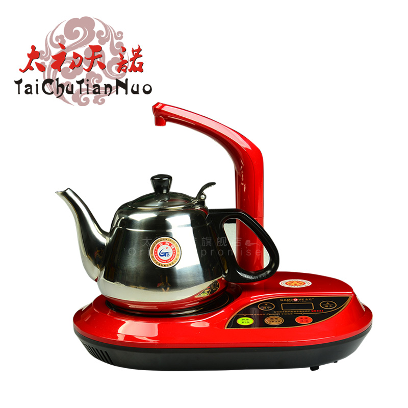 Kamjove/gold stove d12 intelligent electromagnetic stove tea boils water since the move on tea electrical tea kettle to boil water to make tea