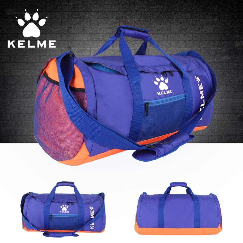 Get Quotations · Kelme carl us large capacity basket football training  equipment fitness bag sports bag shoulder bag independent 8bacd67e47344