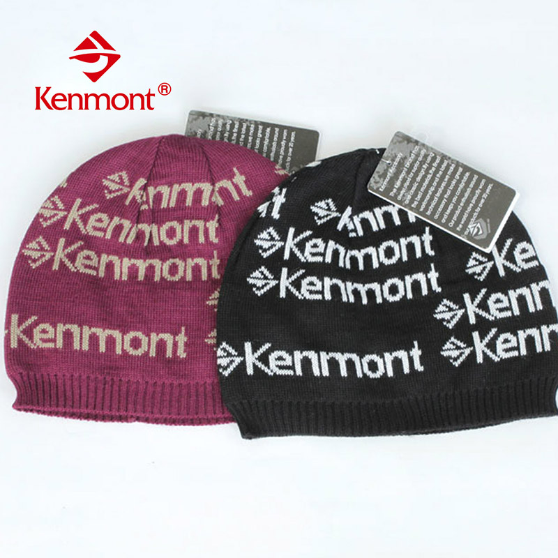 Kenmont autumn and winter days hedging hat warm hat knitted hat male winter hat winter wool cap hat male hat