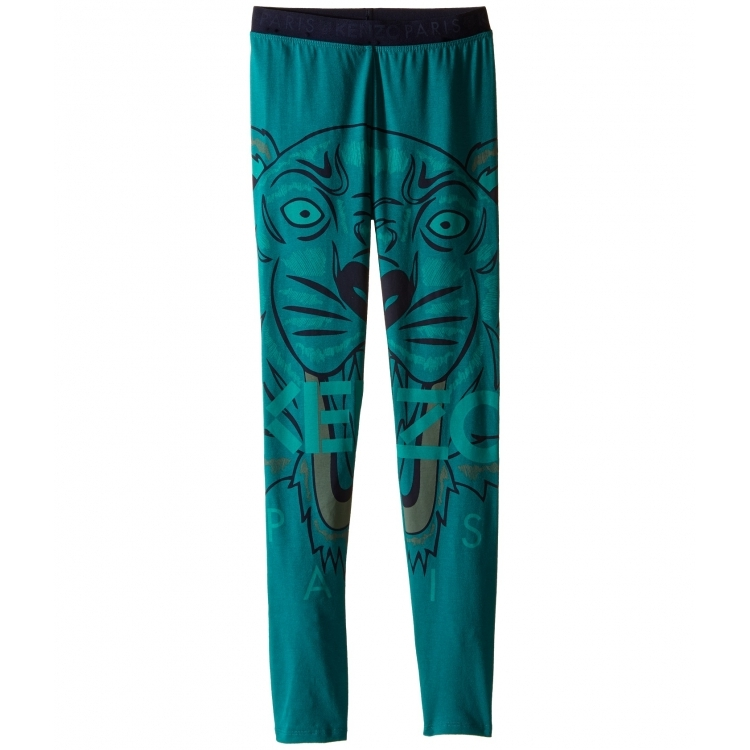 Kenzo/kenzo kids girls casual pants Q02110434 green