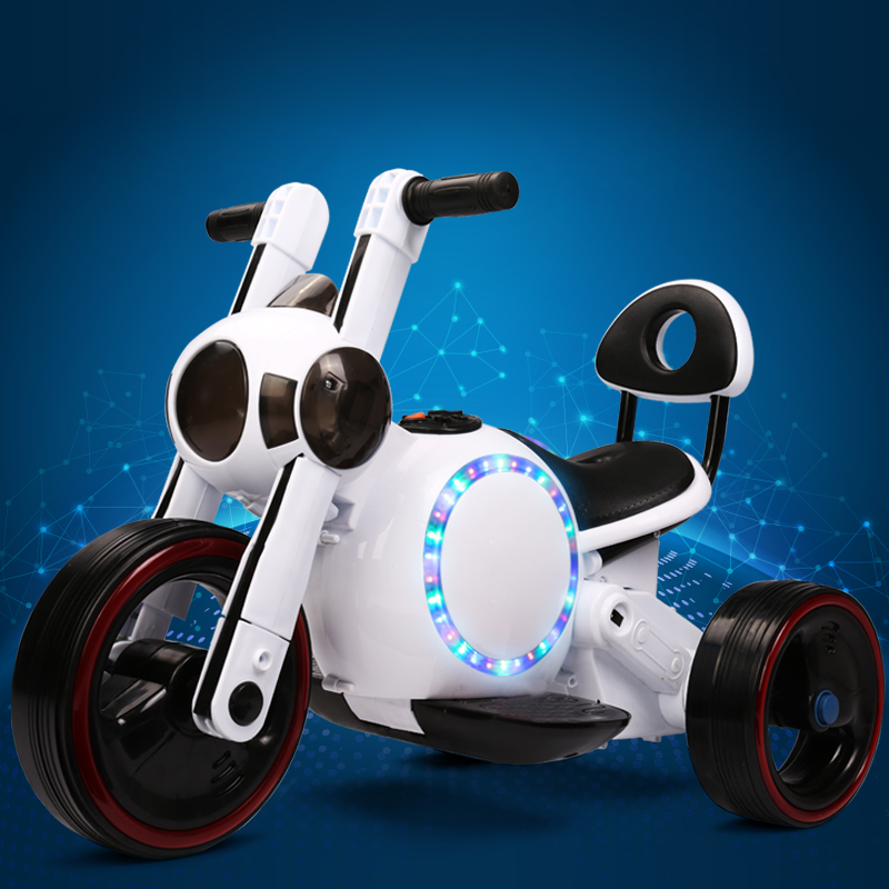 King of the children children electric motorcycle tricycle ride car battery car toy car for men and women baby boy