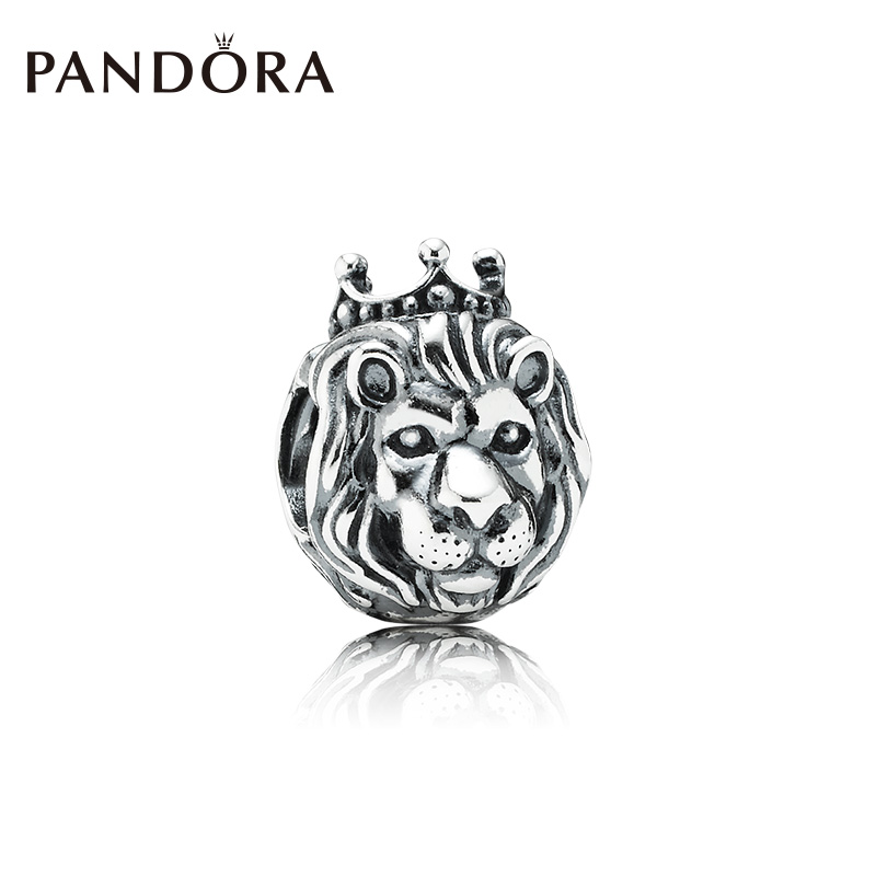 King of the jungle pandora pandora pandora pandora 925 silver string decoration 791377