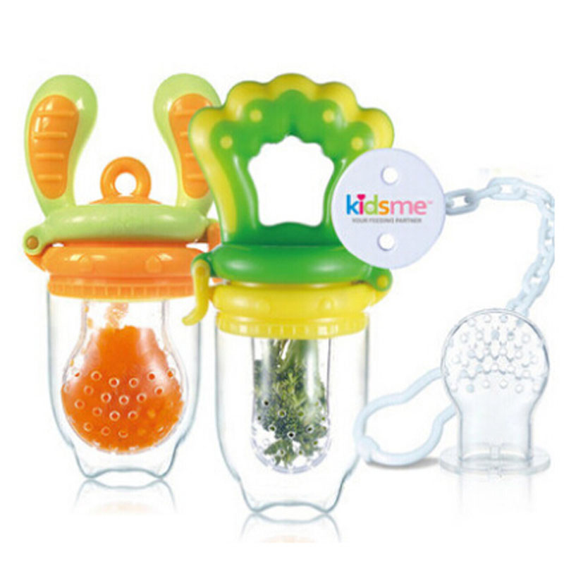 Kiss me baby vegetable baby bite bite music suits baby feeders nutrition food bite bite bite bite music bag