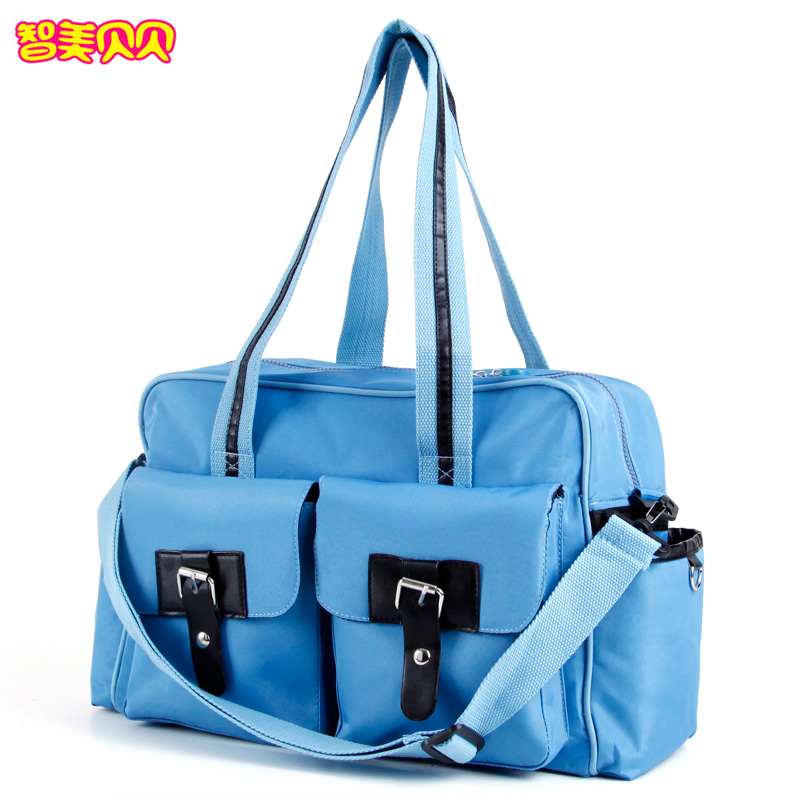 Korean fashion multifunction mummy bag/mother bag large capacity/mummy bag package pregnant expectant mother bag can be diagonal